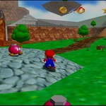 Super Mario 64 (VC)