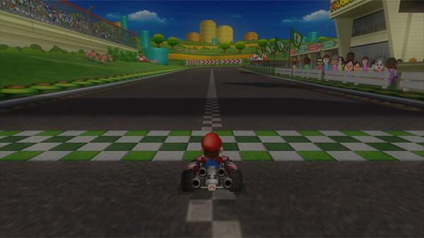 Mario Kart Broken