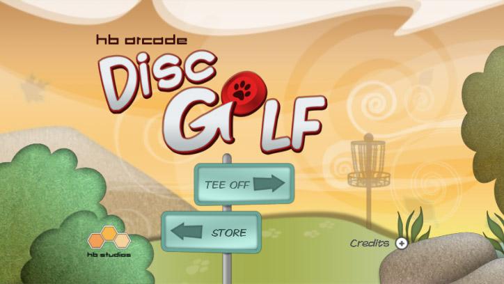 HB Arcade Disc Golf