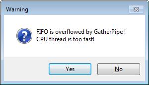 FifoOverflow