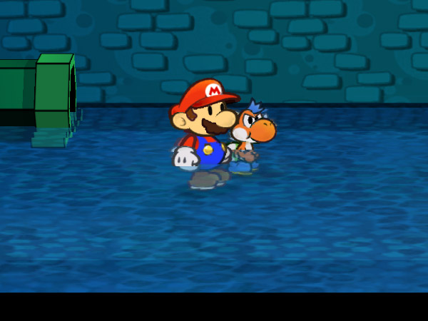 TTYD Distortion